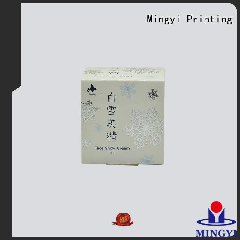 gift Custom speaker alcohol luxury packaging boxes Mingyi Printing standard