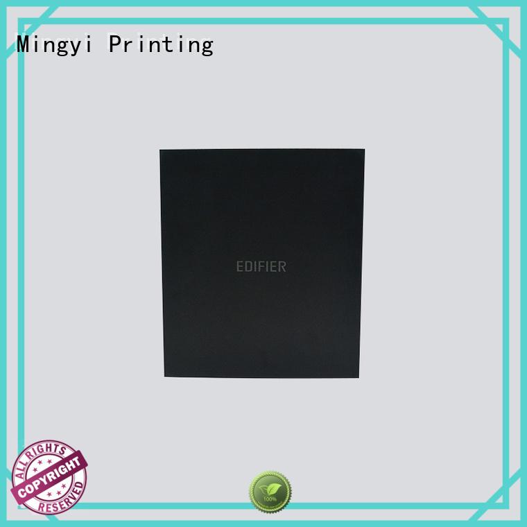 ceremony design watch gift box padding perfume Mingyi Printing company