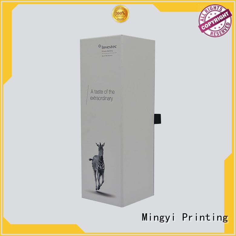 hard gift boxes superior souvenirs Mingyi Printing Brand watch gift box