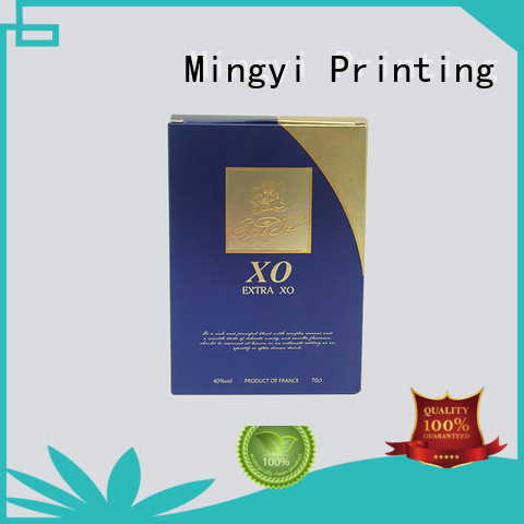Mingyi Printing Brand standard bottom products luxury packaging boxes