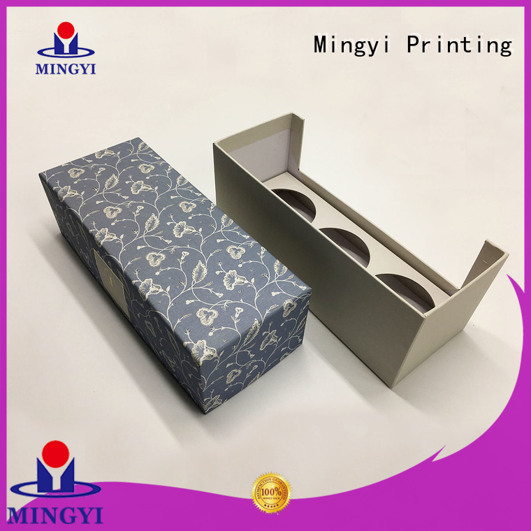 alcohol padding hard gift boxes superior Mingyi Printing company