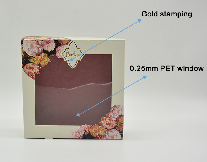 candle stamping cosmetic Mingyi Printing Brand luxury packaging boxes supplier