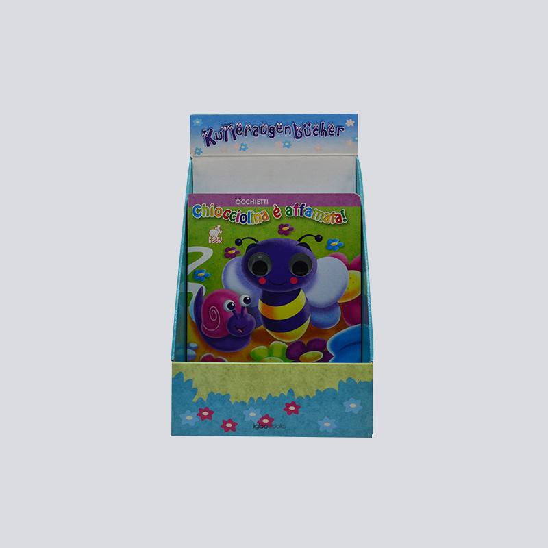 Tearproof children's book with plastic/clothing design