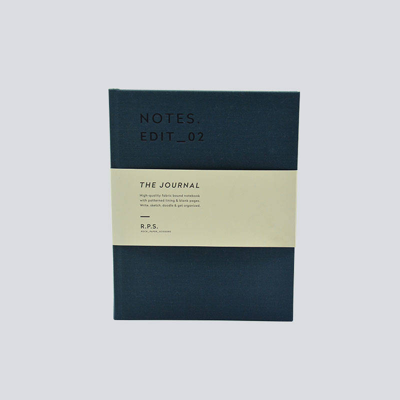 Business-style notebook/folder with high standard writing paper