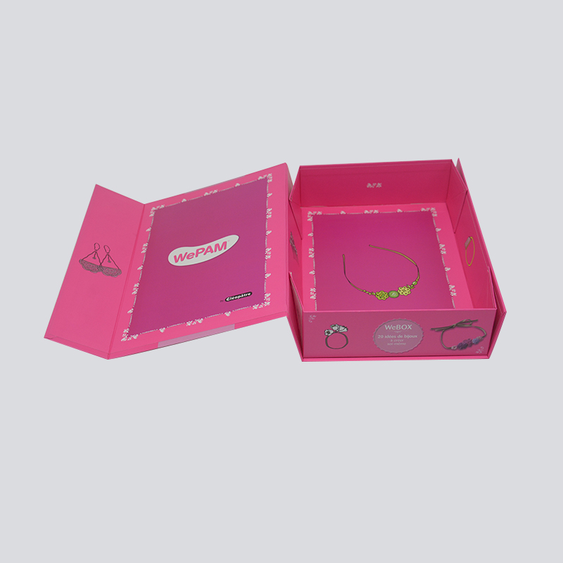 Foldable magnetic Gift Boxes for toys/clothing/daily commodity