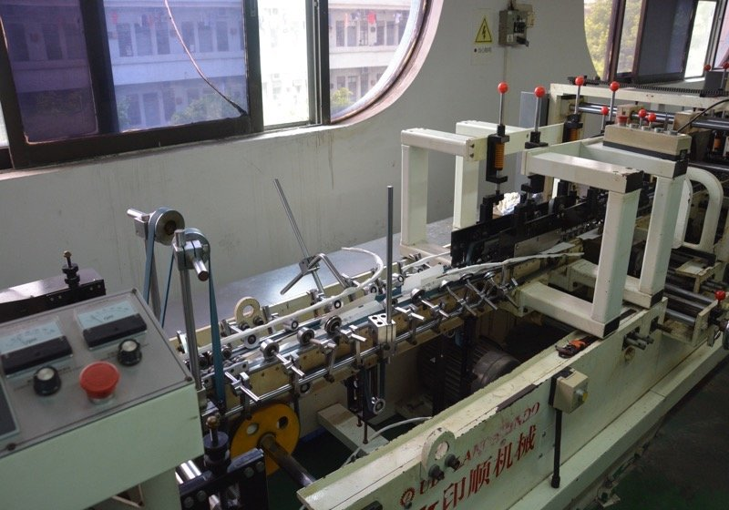 Automatic Pasting Machine