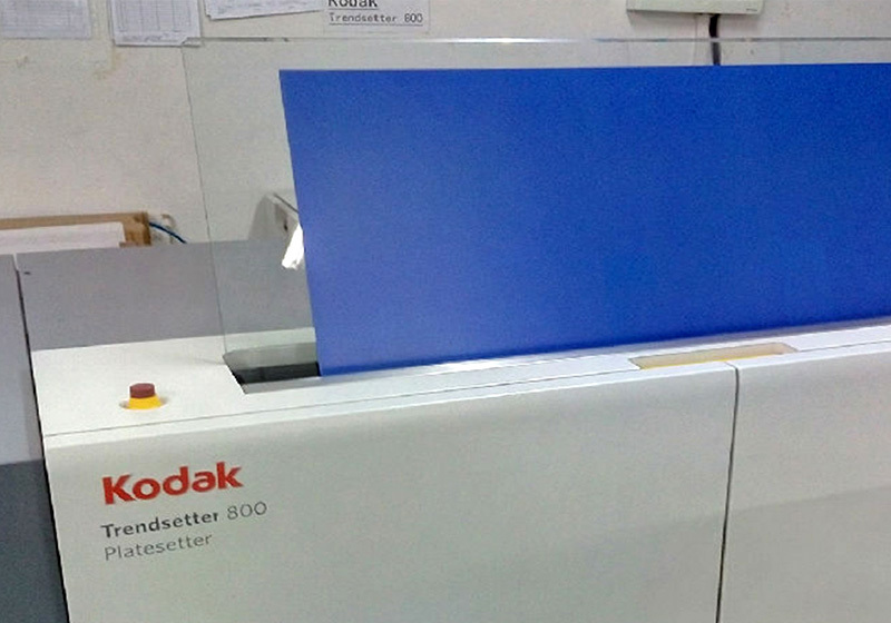 Kodak Digital Printer (For Samples)