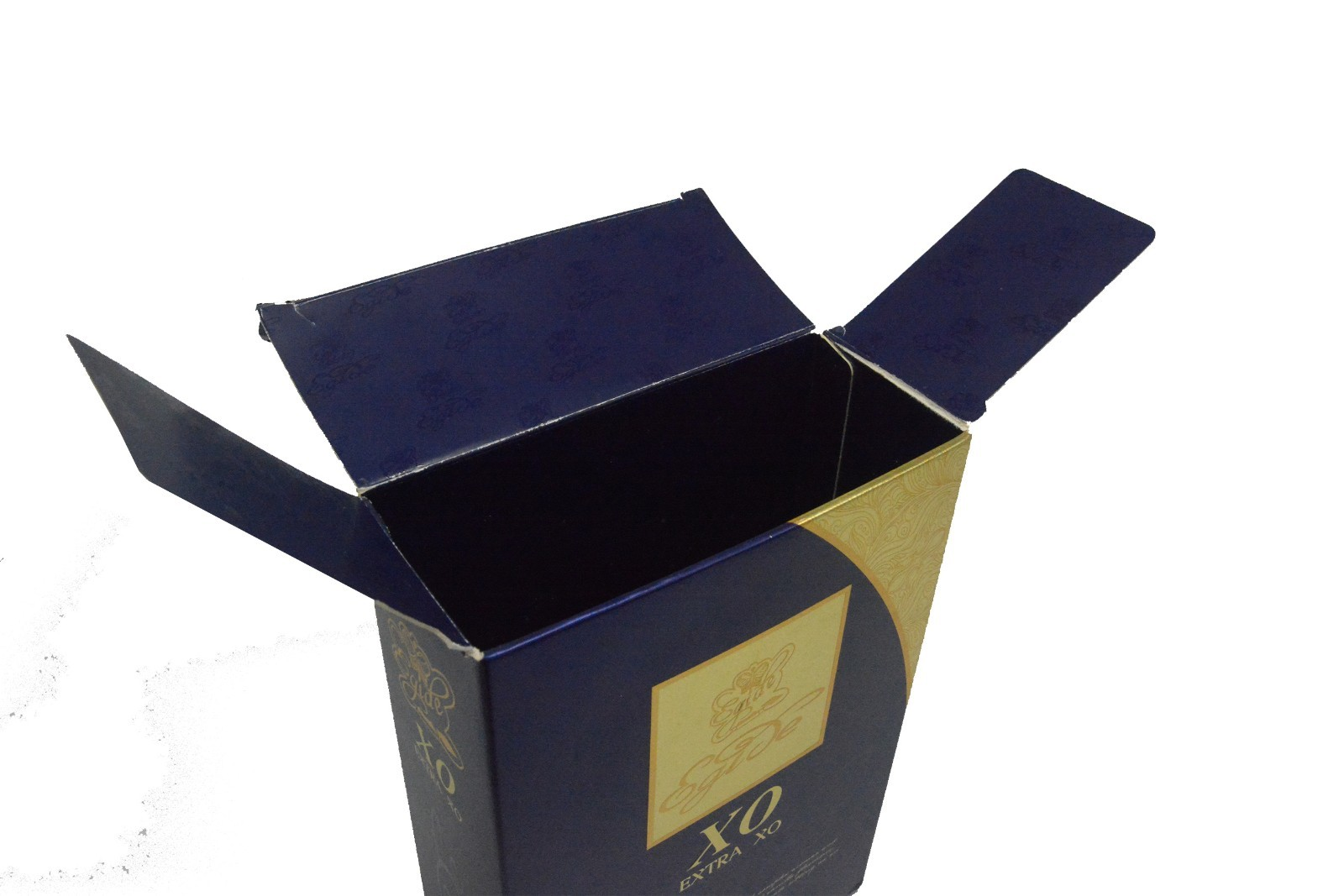 coloured packaging boxes rigid cosmetics Mingyi Printing Brand
