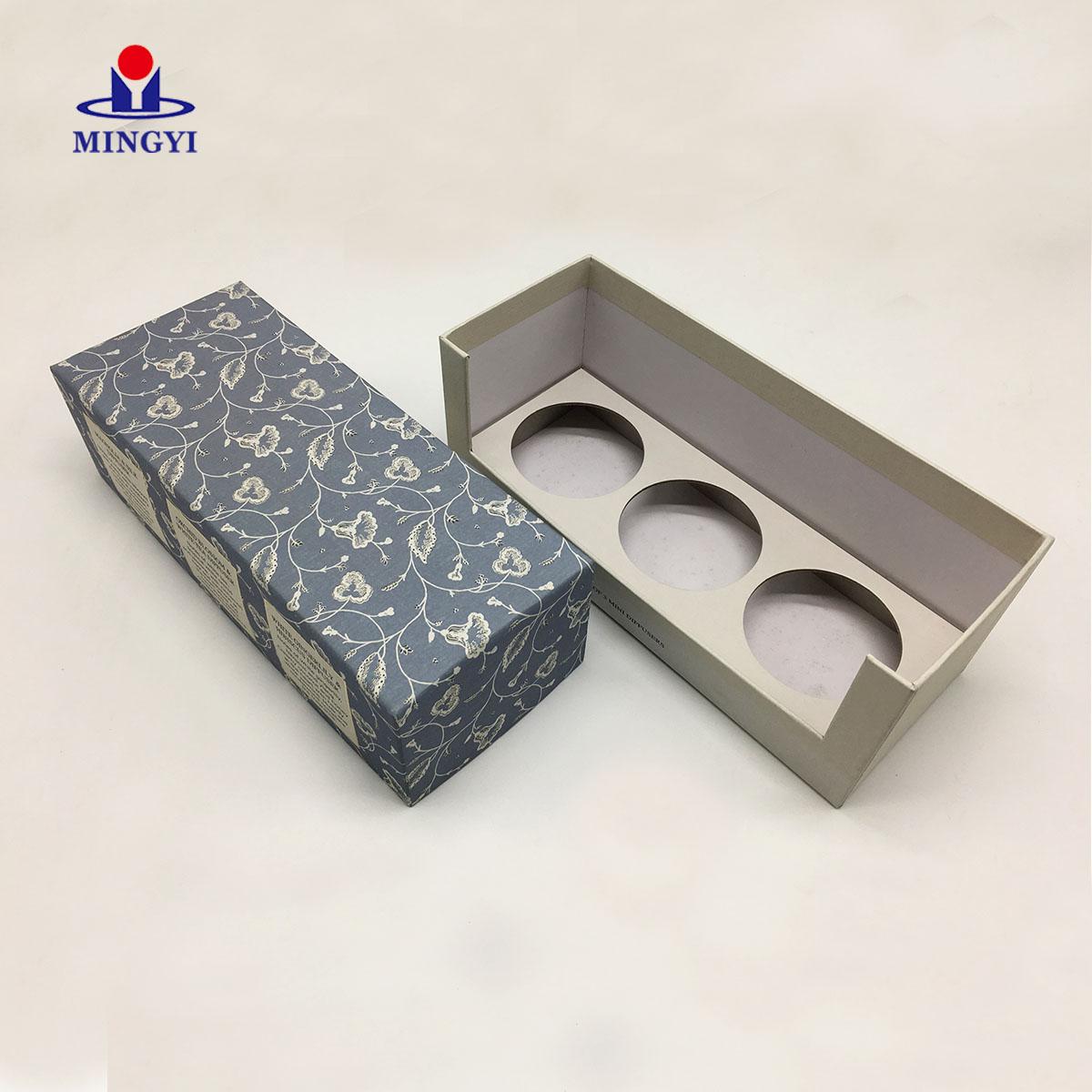 Mingyi Printing Luxury cosmetic packaging gift box Cardboard Gift Box image4