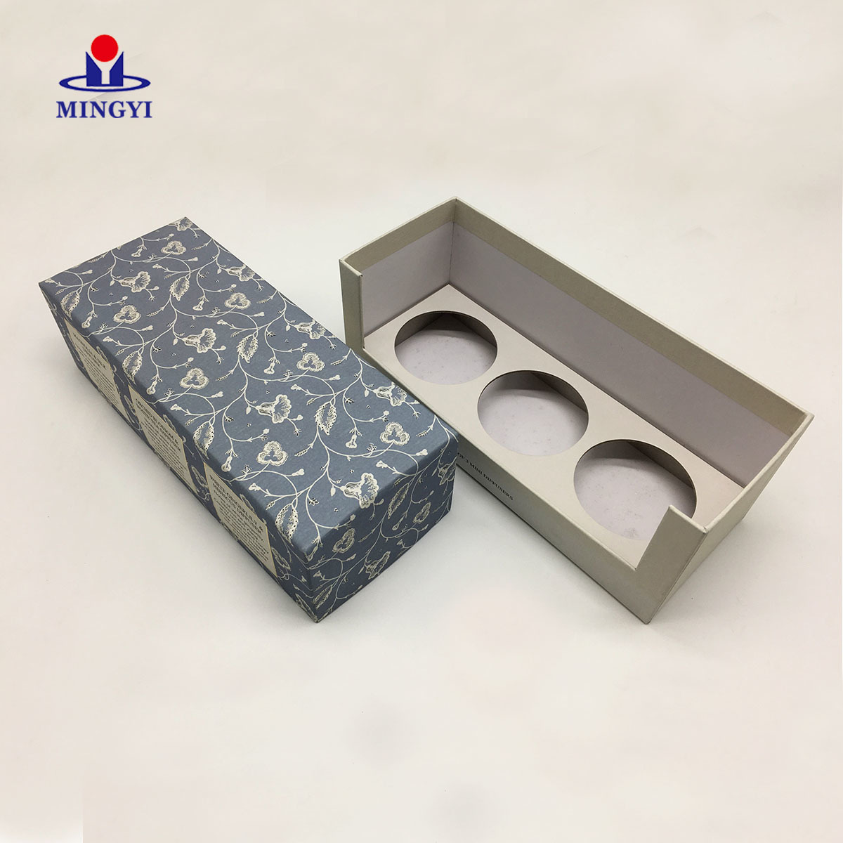 Mingyi Printing Luxury cosmetic packaging gift box Cardboard Gift Box image4