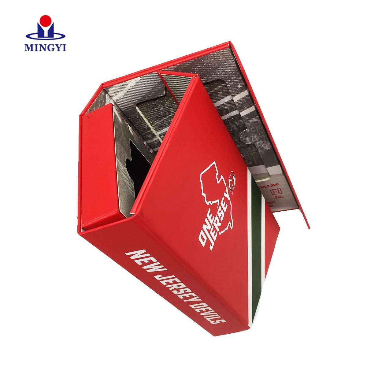 hard gift boxes electronics Mingyi Printing Brand watch gift box