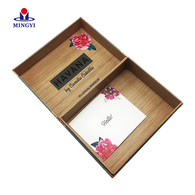 hard gift boxes perfume commodity Bulk Buy window Mingyi Printing