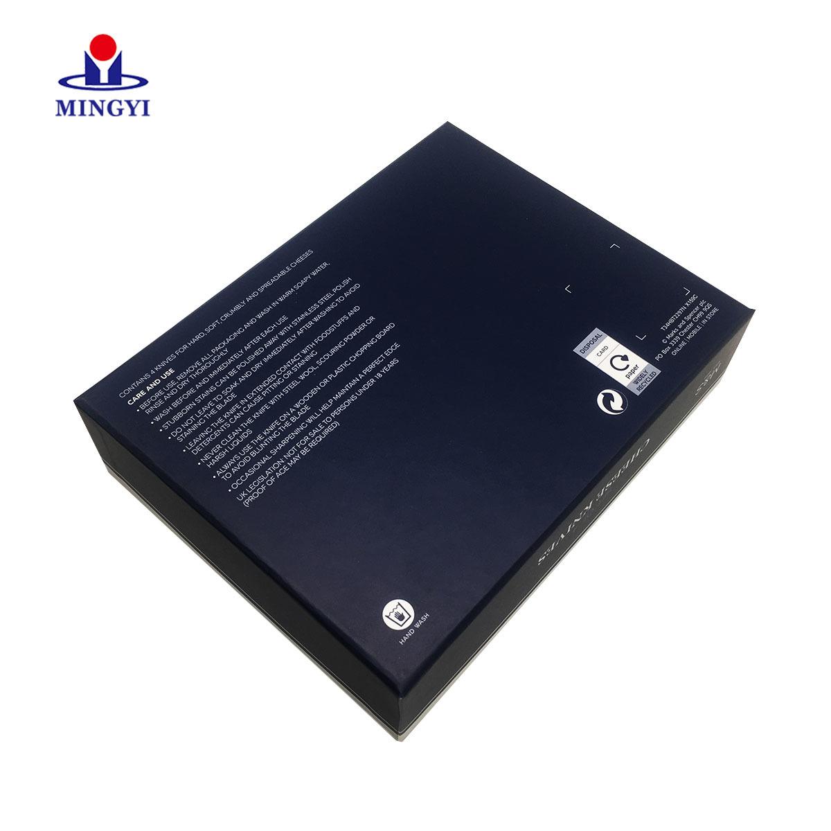 Hot watch gift box alcohol Mingyi Printing Brand