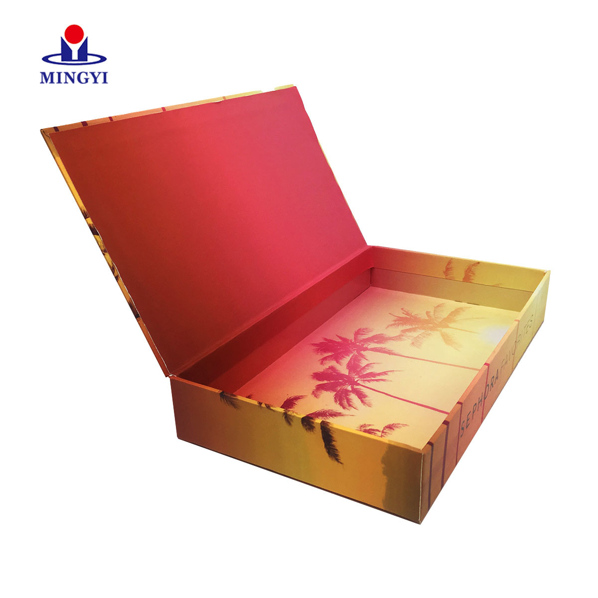 products wooden hard gift boxes magnetic standard Mingyi Printing Brand