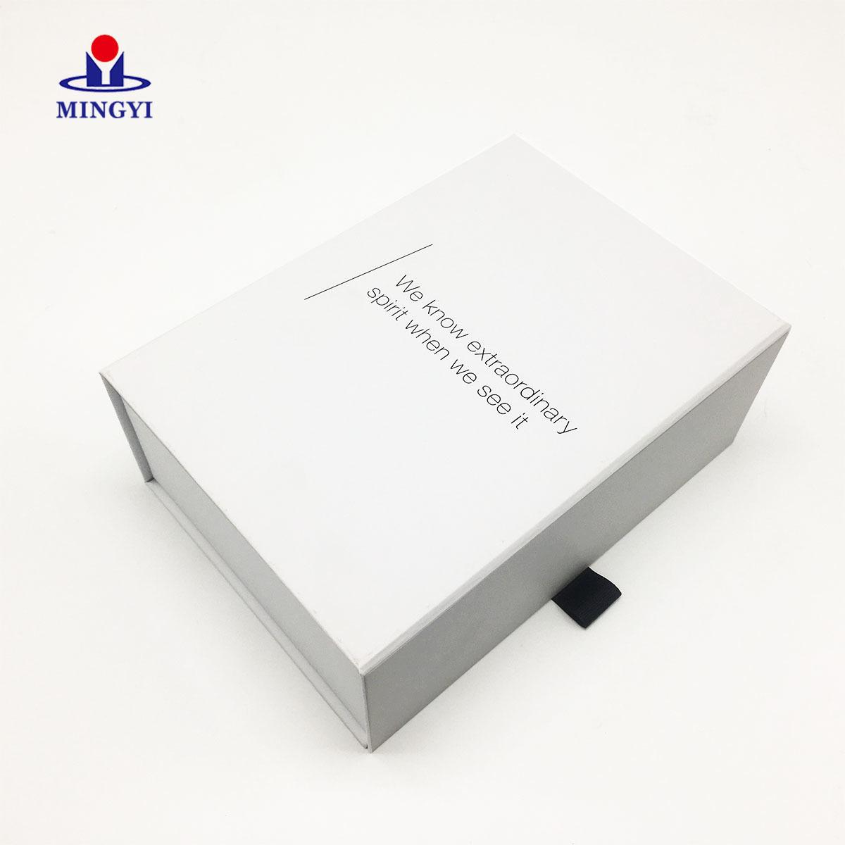 Hot hard gift boxes superior Mingyi Printing Brand