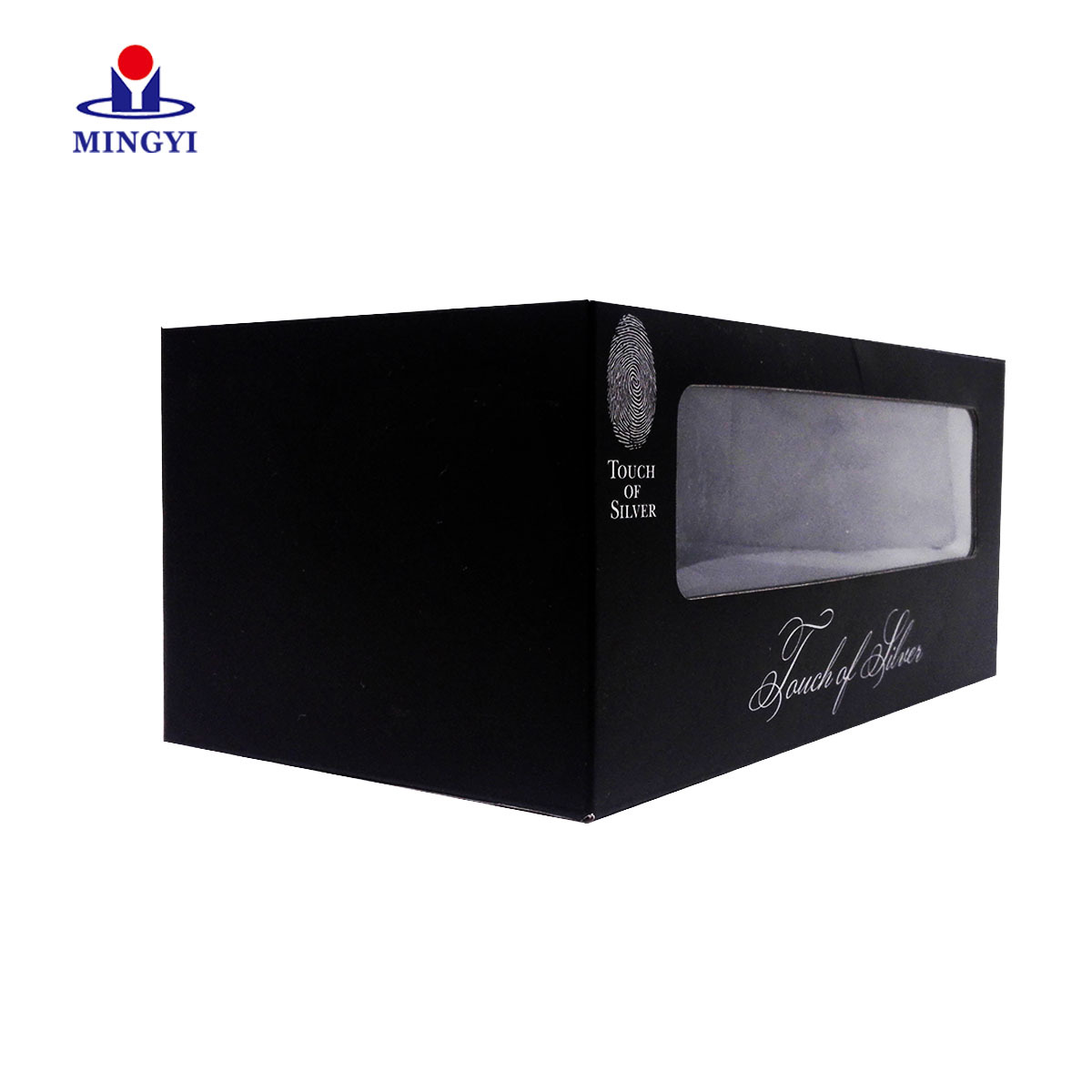 China supplier customized design corrugated packaging boxes with tray