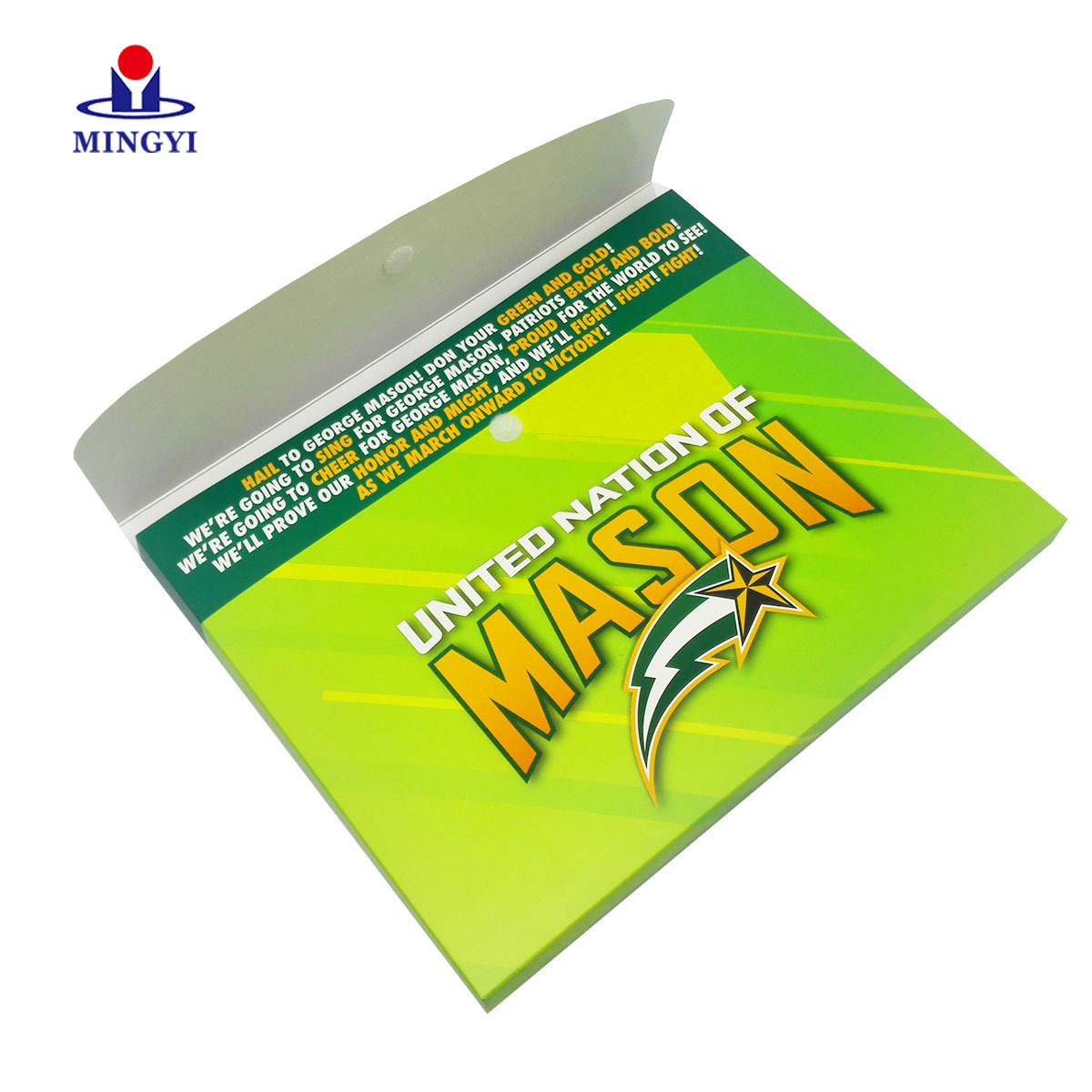 biodegradable custom envelope paper bag packaging