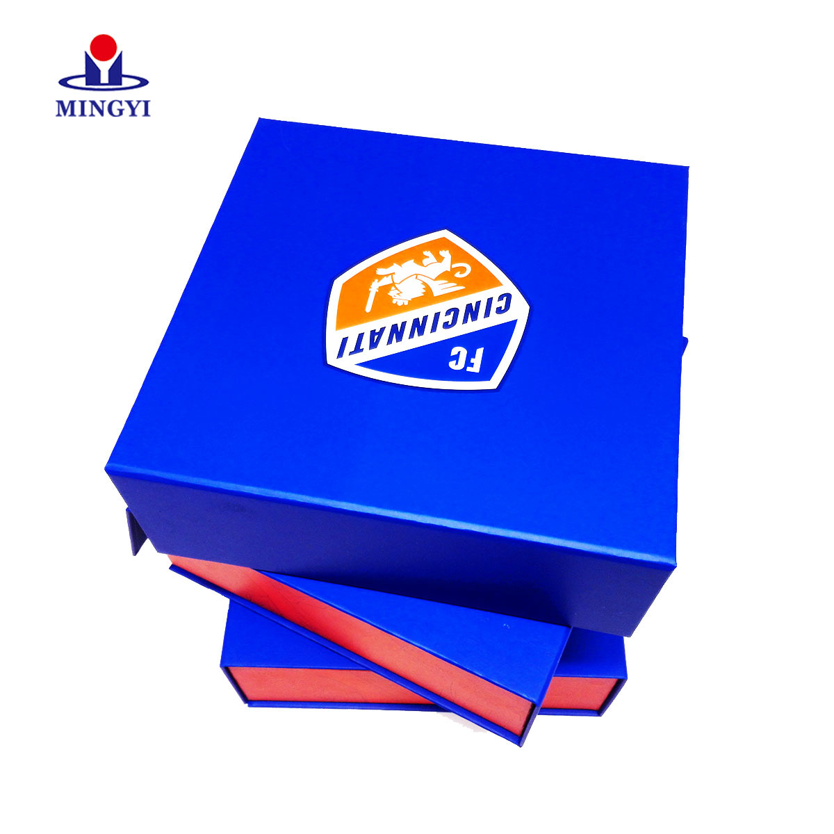 Packaging boxes custom logo