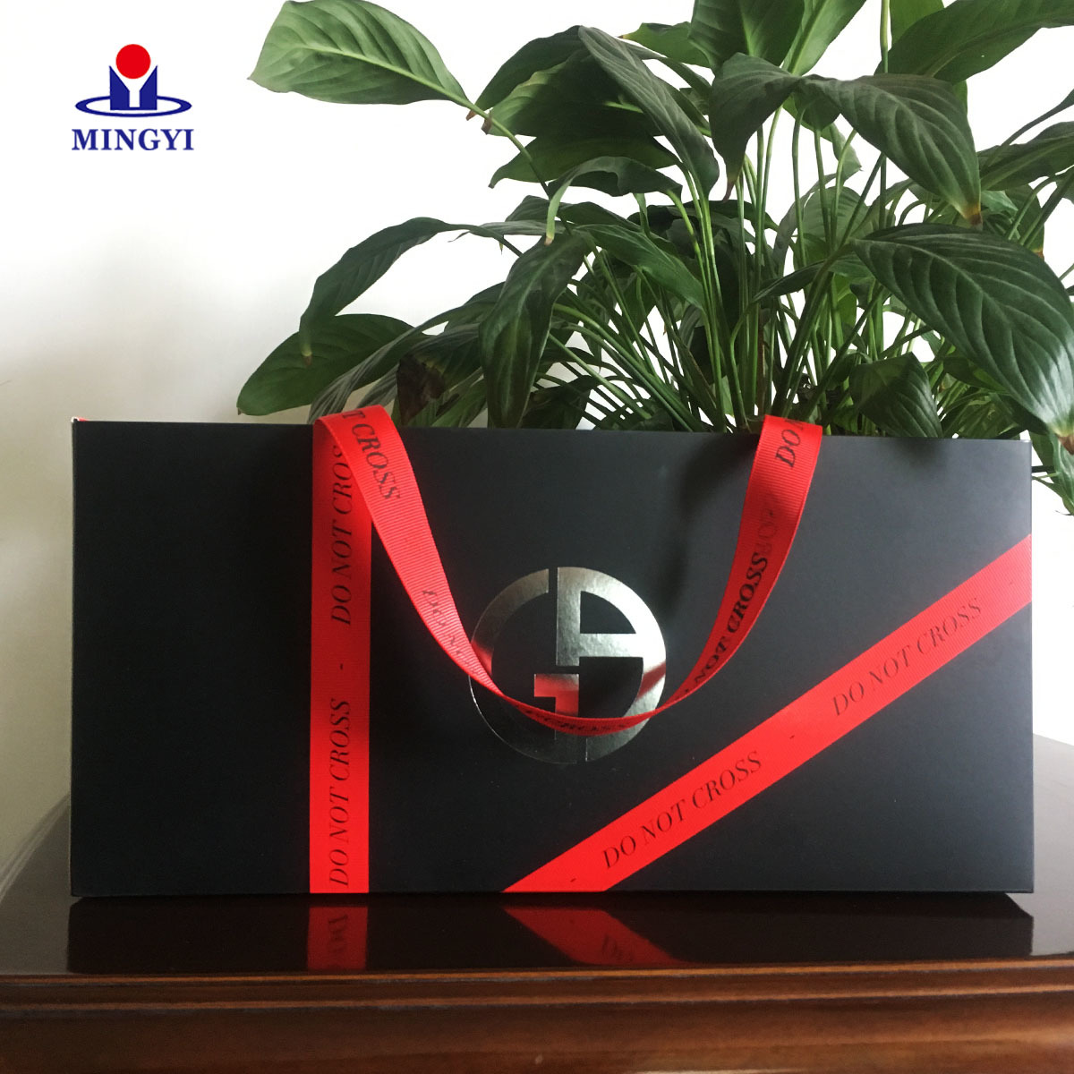 Famous brand 2019 new design luxury clothes shopping Paper bags