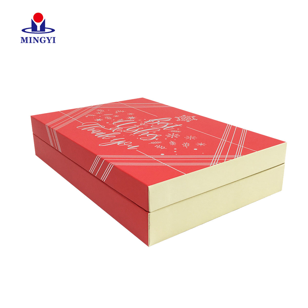 Clamshell gift card packaging box also for skin care chocolate watch bracelet jewelry eyelash