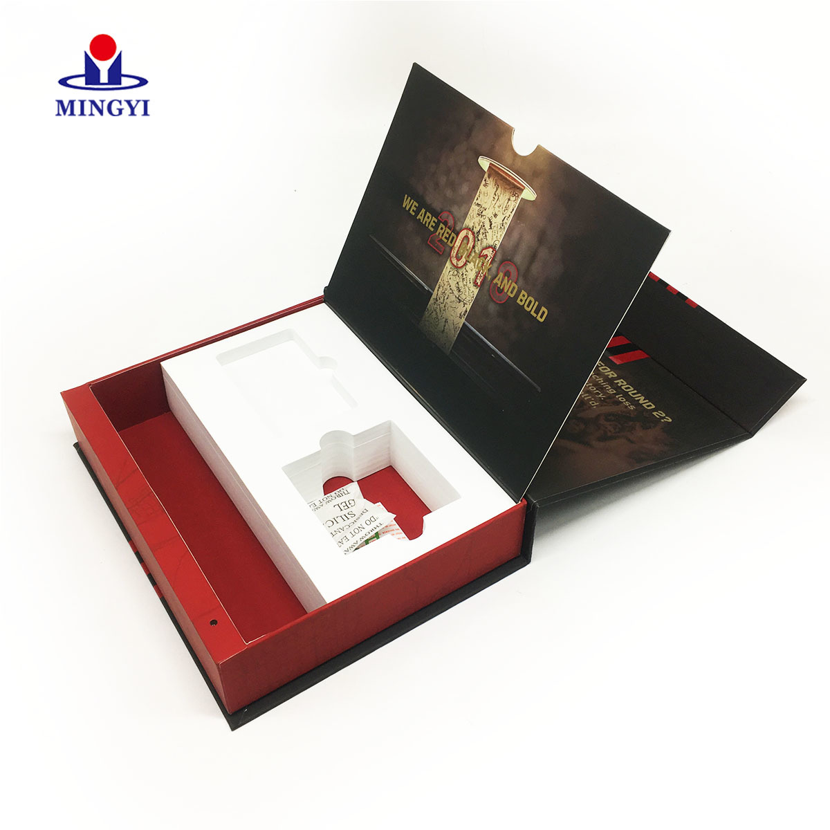 hard gift boxes wooden watch gift box cosmetics company