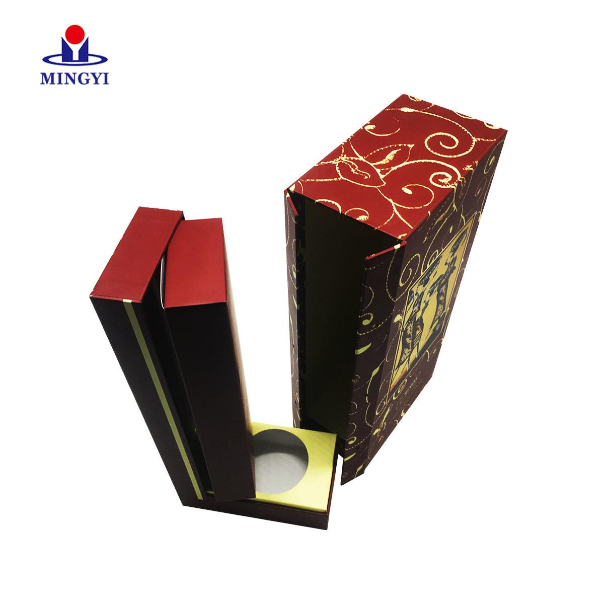 Wholesale design watch gift box Mingyi Printing Brand