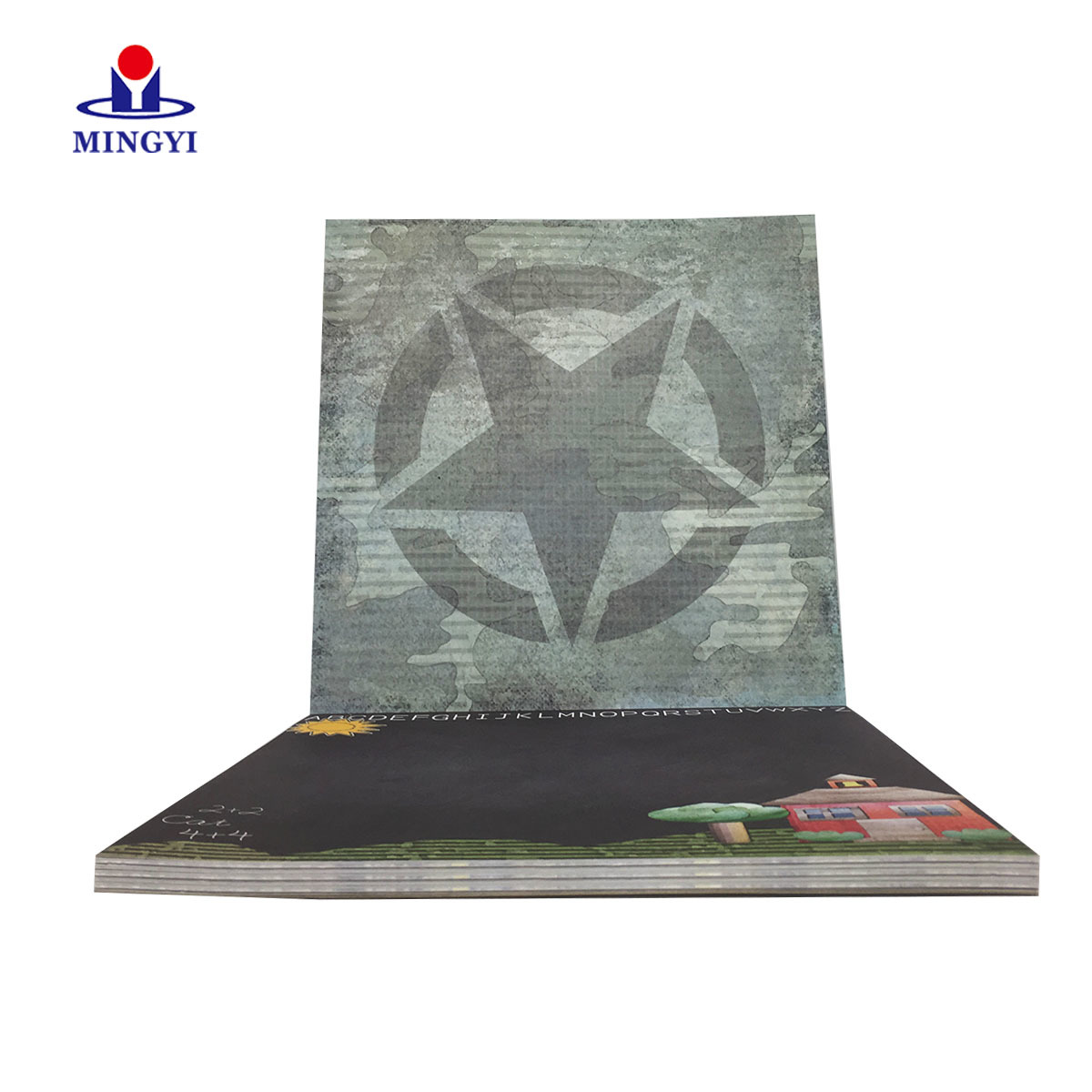 2019 New design luxury scrapbook album Kraft scrapbook album Western scrapbook album