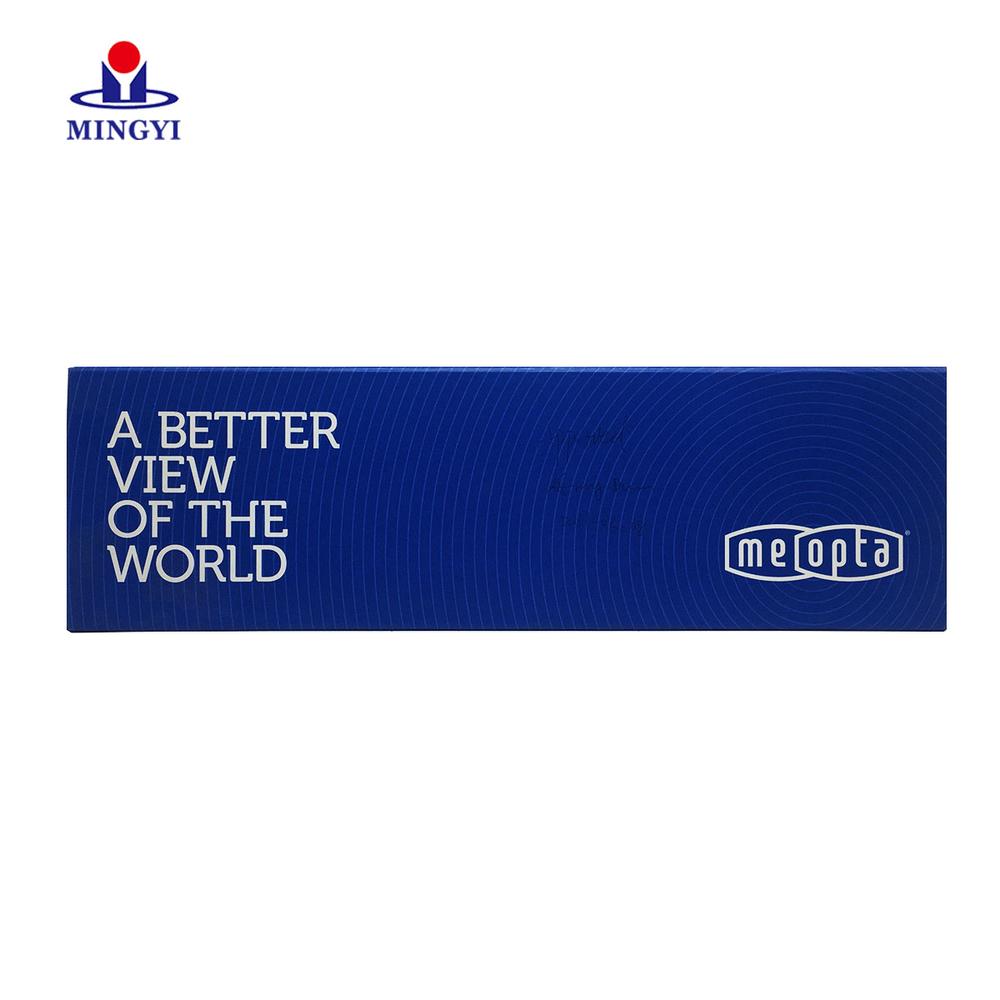 New design Luxury rectangular printing umbrella paper magnetic gift box packaging
