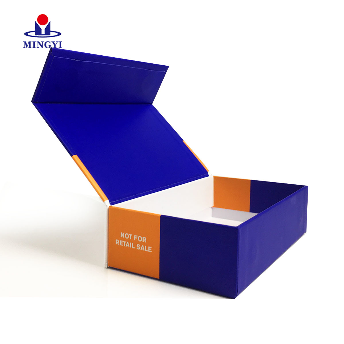 High quality paper cardboard gift packaging box with for digital