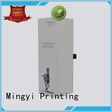 Quality Mingyi Printing Brand hard valuable watch gift box