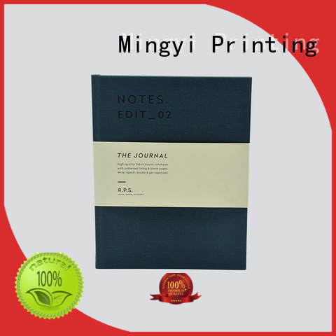 Mingyi Printing Brand design writing cheap scrapbook albums tearproof supplier