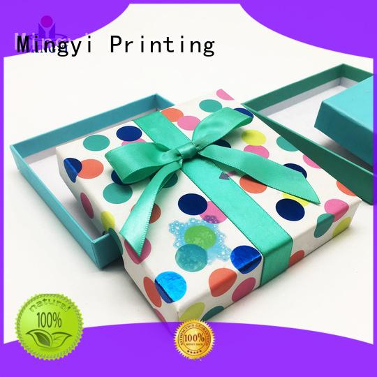 eva style hard gift boxes Mingyi Printing Brand