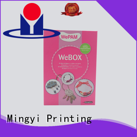 packaging valuable design Mingyi Printing Brand watch gift box supplier