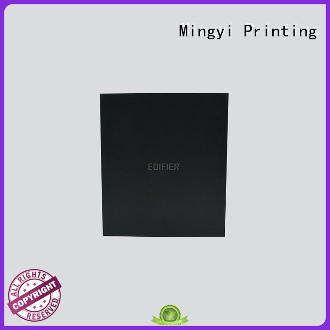 perfume clothing daily watch gift box customized Mingyi Printing