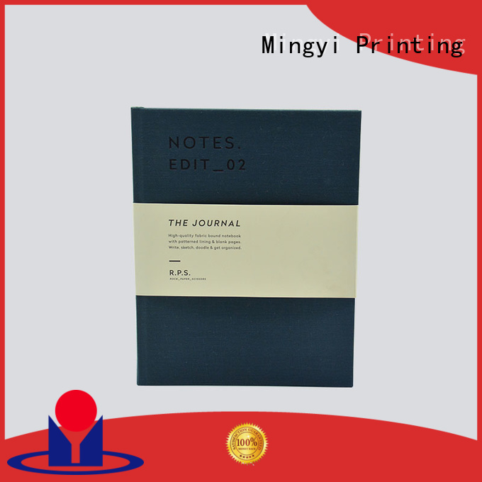 Wholesale tearproof cheap scrapbook albums Mingyi Printing Brand