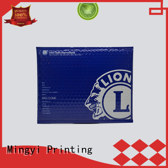 order sticker labels gold stamping document cardfile bubble pack Mingyi Printing Brand packaging stickers