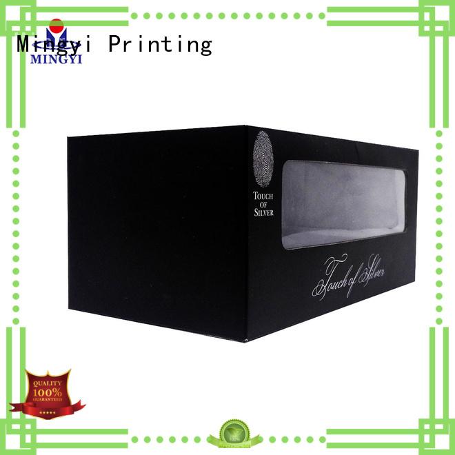 commodity padding hard gift boxes Mingyi Printing manufacture