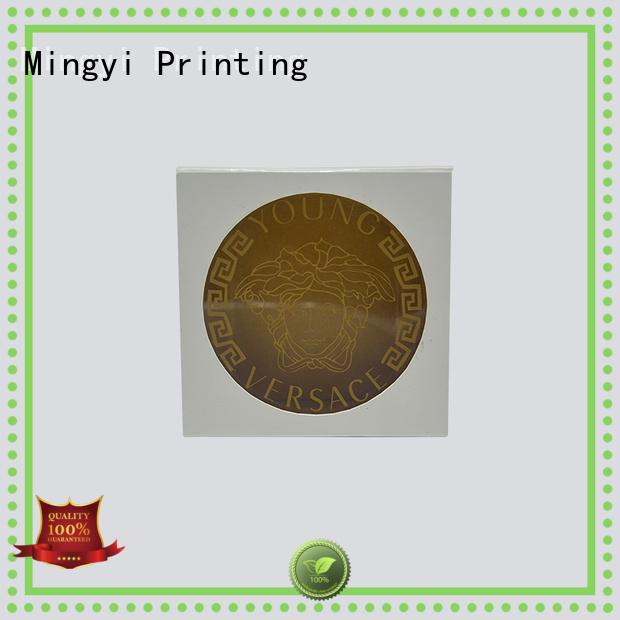 window alcohol style Mingyi Printing Brand watch gift box supplier