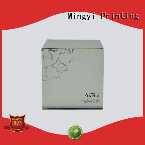 buckle standard luxury packaging boxes base Mingyi Printing company