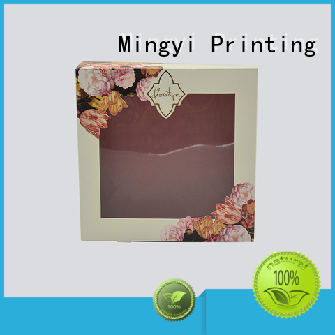 Wholesale candle luxury packaging boxes Mingyi Printing Brand