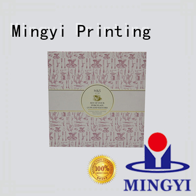 box pet attractive craft coloured packaging boxes Mingyi Printing Brand