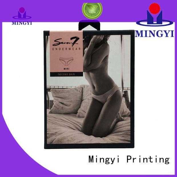 Quality Mingyi Printing Brand products watch gift box