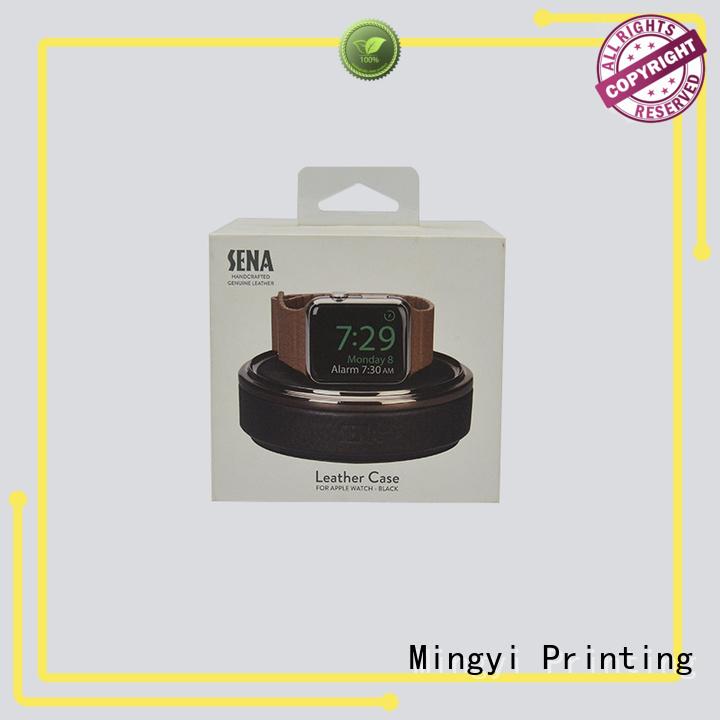 perfume hard watch gift box style Mingyi Printing company
