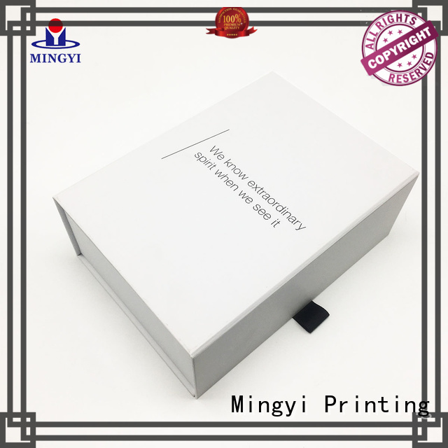 Mingyi Printing Brand customized luxury hard gift boxes pet supplier