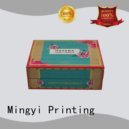 Mingyi Printing Brand watch alcohol standard clothing daily watch gift box