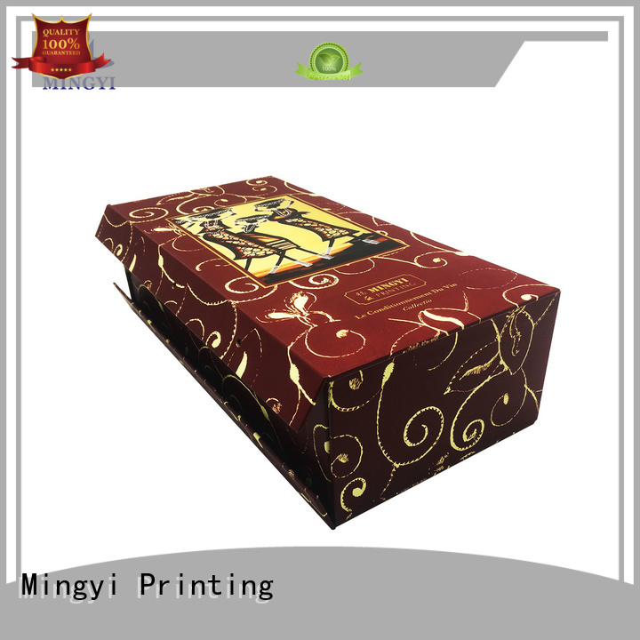 Mingyi Printing Brand packaging style hard gift boxes luxury supplier
