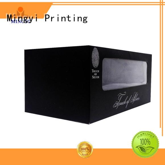 luxury Custom superior alcohol watch gift box Mingyi Printing trophy