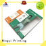 base valuable Mingyi Printing Brand hard gift boxes factory