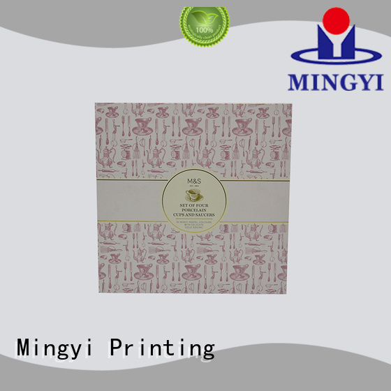 attractive paper craft luxury packaging boxes Mingyi Printing