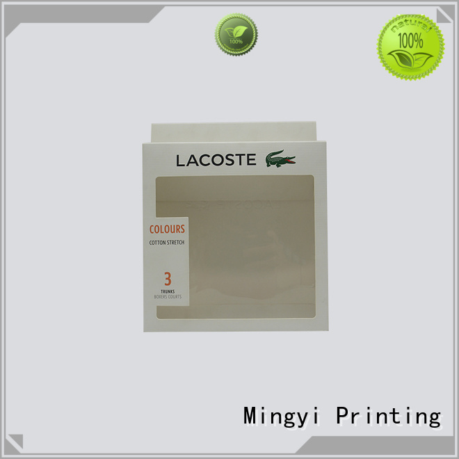 windows gift OEM luxury packaging boxes Mingyi Printing